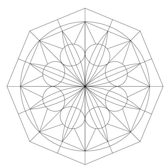 mandala drawing online